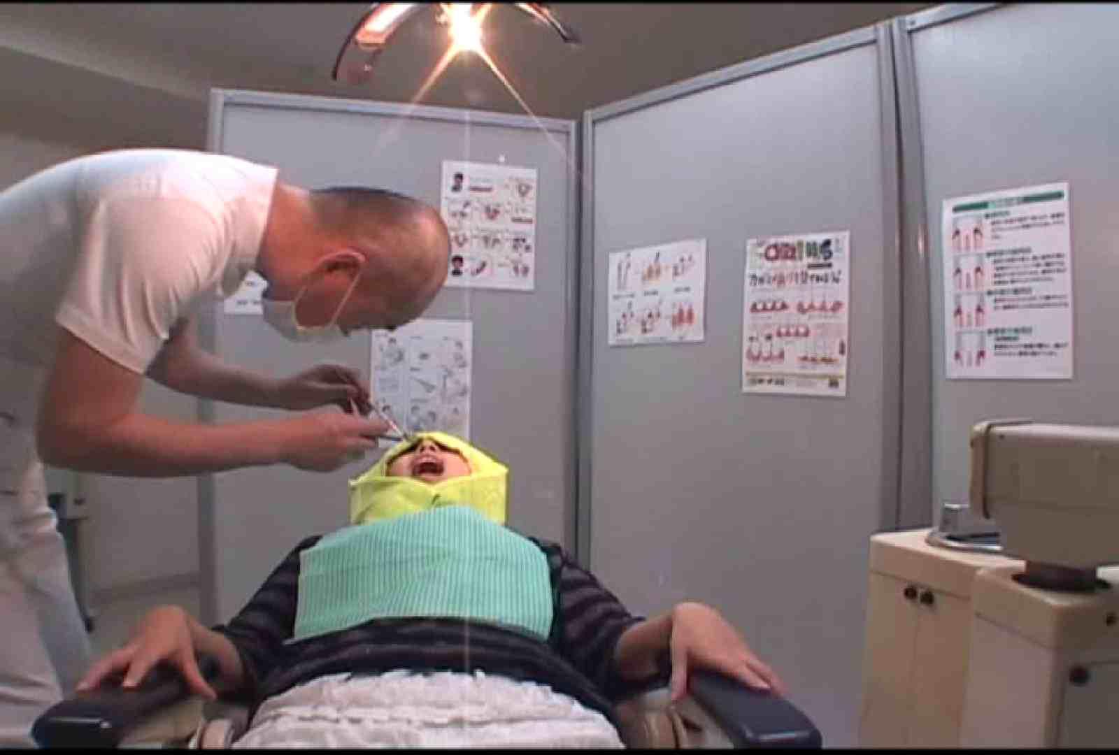 看護師が流出させた歯科医院接写パンツVol.3 接写  62PIX 22