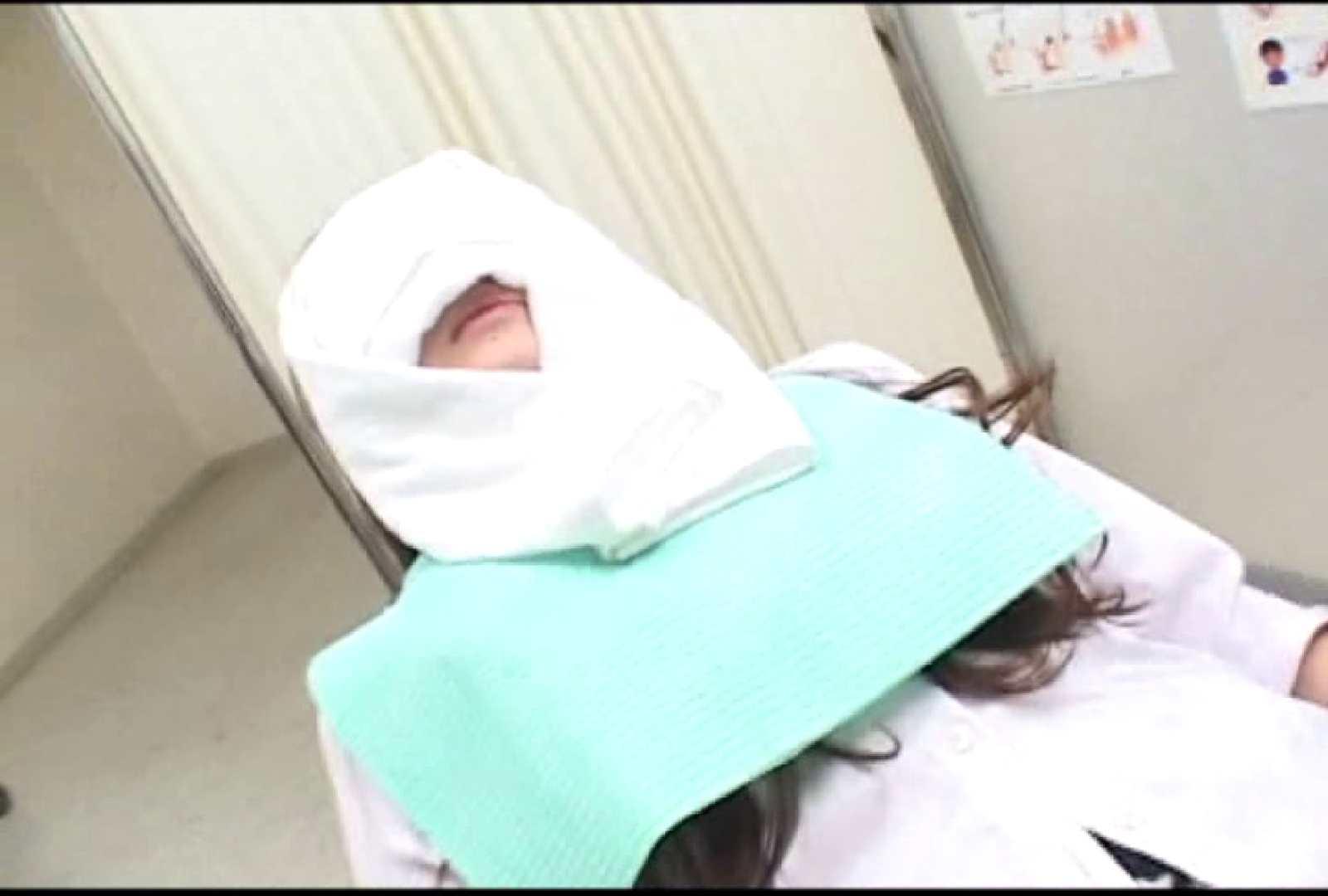看護師が流出させた歯科医院接写パンツVol.3 接写  62PIX 56