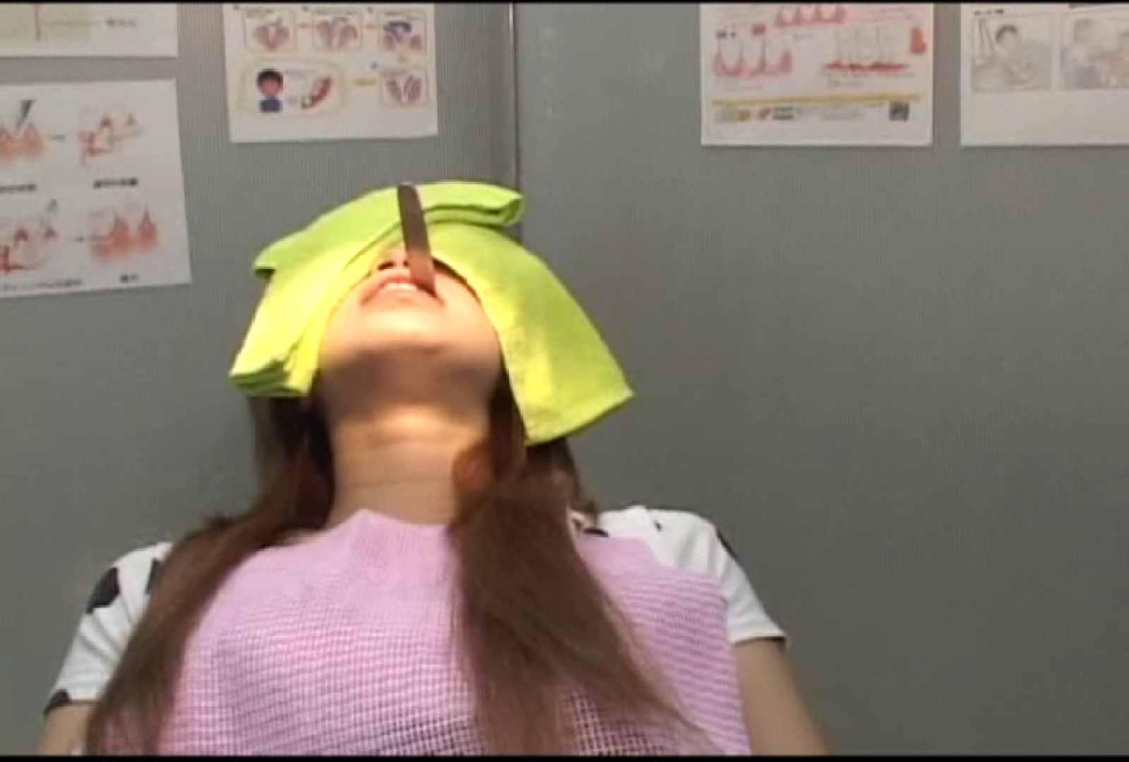 看護師が流出させた歯科医院接写パンツVol.5 パンチラ すけべAV動画紹介 56PIX 48